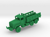 M923 5t Cargo Truck 3d printed