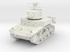 PV31B M3A1 Stuart (28mm w/separate hatches) 3d printed