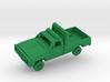 "M1008 CUCV ""Follow-Me"" Truck 3d printed"