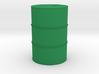 Oil drum 1/32 3d printed