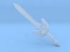 Warduke Sword 3d printed