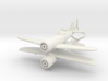 1/200 IAR 80 Romanian WW2 Fighter 3d printed