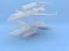 1/700 Embraer R-99 (EMB 145 Erieye) AEW&C (x2) 3d printed