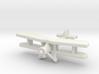 1:700 Fairey Swordfish Torp Armed 3d printed
