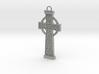 Celticcross keyring 3d printed