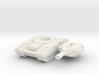 """""""Leopard"""" Light Assault Tank 6mm 3d printed"""