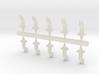 10 Tarkan interceptors 3d printed