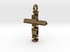 Jesus Cross Pendant 3d printed