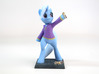 My Little Pony - The Great&Powerful Trixie 10cm 3d printed 10cm Version shown in Photo