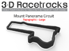 Mount Panorama Circuit | Large 3d printed