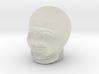 Head of Fat Man  3d printed