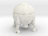 Aries 7K Lunar Transfer Freighter 3d printed