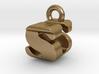 3D Monogram - SUF1 3d printed