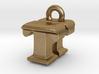 3D Monogram - THF1 3d printed