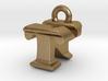 3D Monogram - TNF1 3d printed