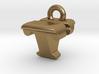 3D Monogram - TVF1 3d printed