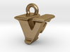 3D Monogram - VFF1 3d printed