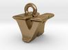3D Monogram - VKF1 3d printed