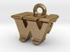 3D Monogram - WFF1 3d printed