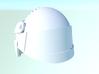 1:6 Reptilian Helmet x3 3d printed Add a caption...