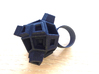 Blocky Ring 3d printed