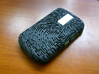 BlackBerry 9000 - Finger Print Case 3d printed