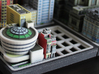 New York Guggenheim Set Residential Building D 1 x 3d printed