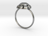 Diamond Ring US Size 7 UK Size O 3d printed