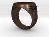 Soccer Ring (Championship) 3d printed