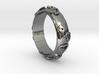 Leopard Print Ring - Sz. 6 3d printed