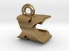 3D Monogram - XCF1 3d printed