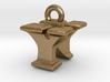 3D Monogram - YNF1 3d printed