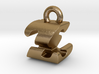 3D Monogram - ZSF1 3d printed