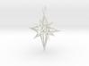 Christmas 3D Star 3d printed