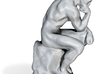 Rodin - Thinker 3d printed