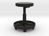 1/10 Scale Shop Stool 3d printed