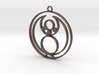 Jade - Necklace 3d printed