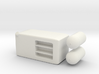 1/10 Truck Lorry Fuel and Air Tanks 3d printed