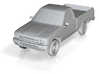 1:160 1992 Toyota Pickup 3d printed