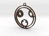 Kaylee - Necklace 3d printed