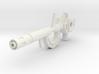 TW Roar G1 Gun Small 3d printed