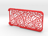 IPhone6 Open Style Rose 3d printed
