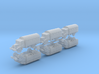 German Ford G 398 3to Truck (Box) 1/285 6mm 3d printed