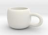 Mini Demitasse Cup 3d printed