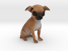 Custom Dog Figurine - Bowser 3d printed