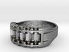 US14 Ring IX: Tritium 3d printed