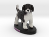 Custom Dog Figurine - Maddie 3d printed