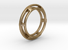 Pipe Ring - EU Size 62 3d printed