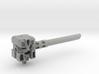 Ignoble Foe - 5mm Makeshift Battle Hammer 3d printed