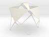 Lampe Shade - skeleton 3d printed